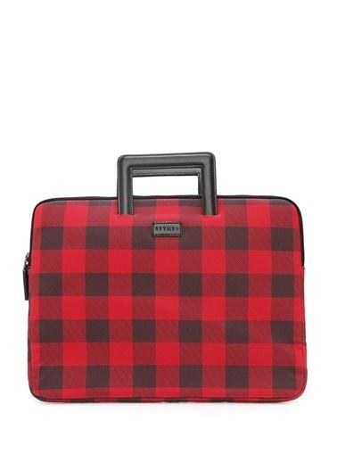 Beymen Hediye Laptop /Evrak Çantası Kırmızı